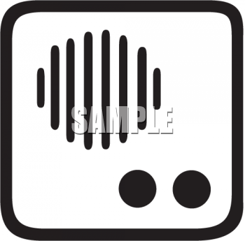 Intercom Clipart.