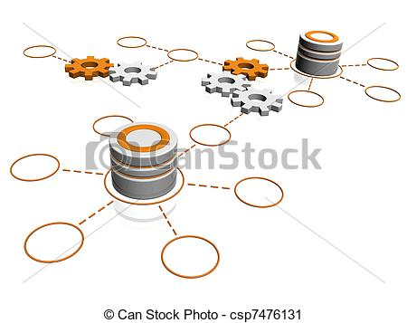 Interconnection Stock Illustrations. 347 Interconnection clip art.