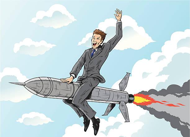 Intercontinental Ballistic Missile Clip Art, Vector Images.
