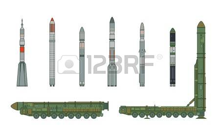 131 Intercontinental Ballistic Missile Stock Illustrations.
