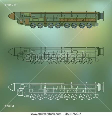 Intercontinental Ballistic Missile Stock Vectors & Vector Clip Art.