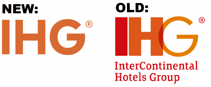 InterContinental Hotels Group Logo Refresh March 20, 2017.