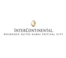 INTERCONTINENTAL RESIDENCE SUITES DUBAI FESTIVAL CITY.