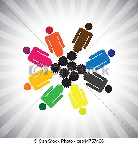 Interdependent Stock Illustrations. 119 Interdependent clip art.