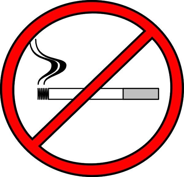 interdiction prohibited smoke.