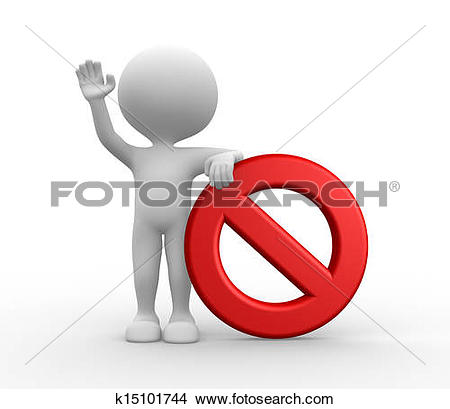 Drawings of Interdiction sign k15101744.
