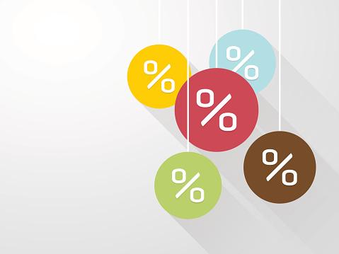 Interest Rates Clip Art, Vector Images & Illustrations.