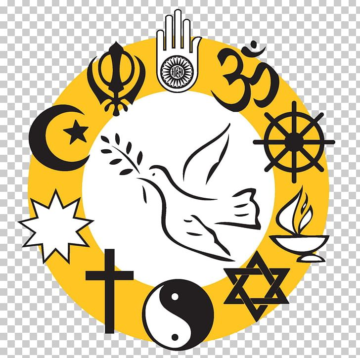 Religious Symbol Comparative Religion Interfaith Dialogue PNG.