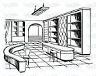 Interior clipart.