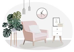 Home Decor Free Vector Art.