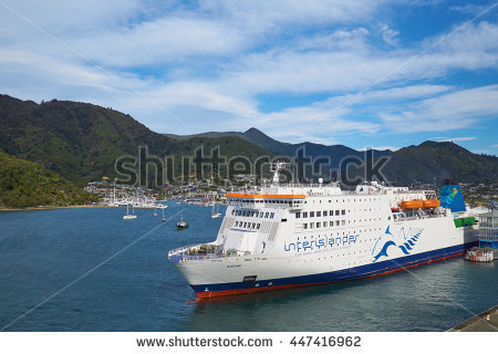New_picton_zealand_from Stock Photos, Royalty.