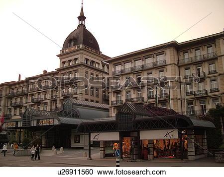 Stock Photography of Switzerland, Europe, Bern, Berne, Interlaken.