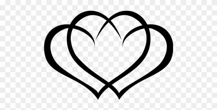 Heart Wedding Clipart.
