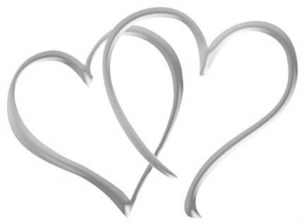 Interlocking Hearts.