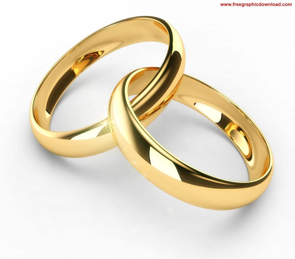 wedding ring clipart golden rings wallpapers 1024x897.