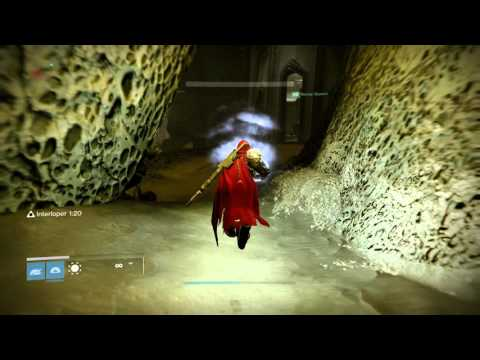 Destiny The Taken King How To Use The Interloper And Open The.