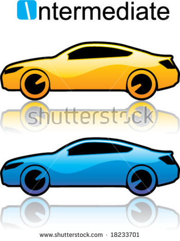 Compact Car Stock Vectors, Images & Vector Art.