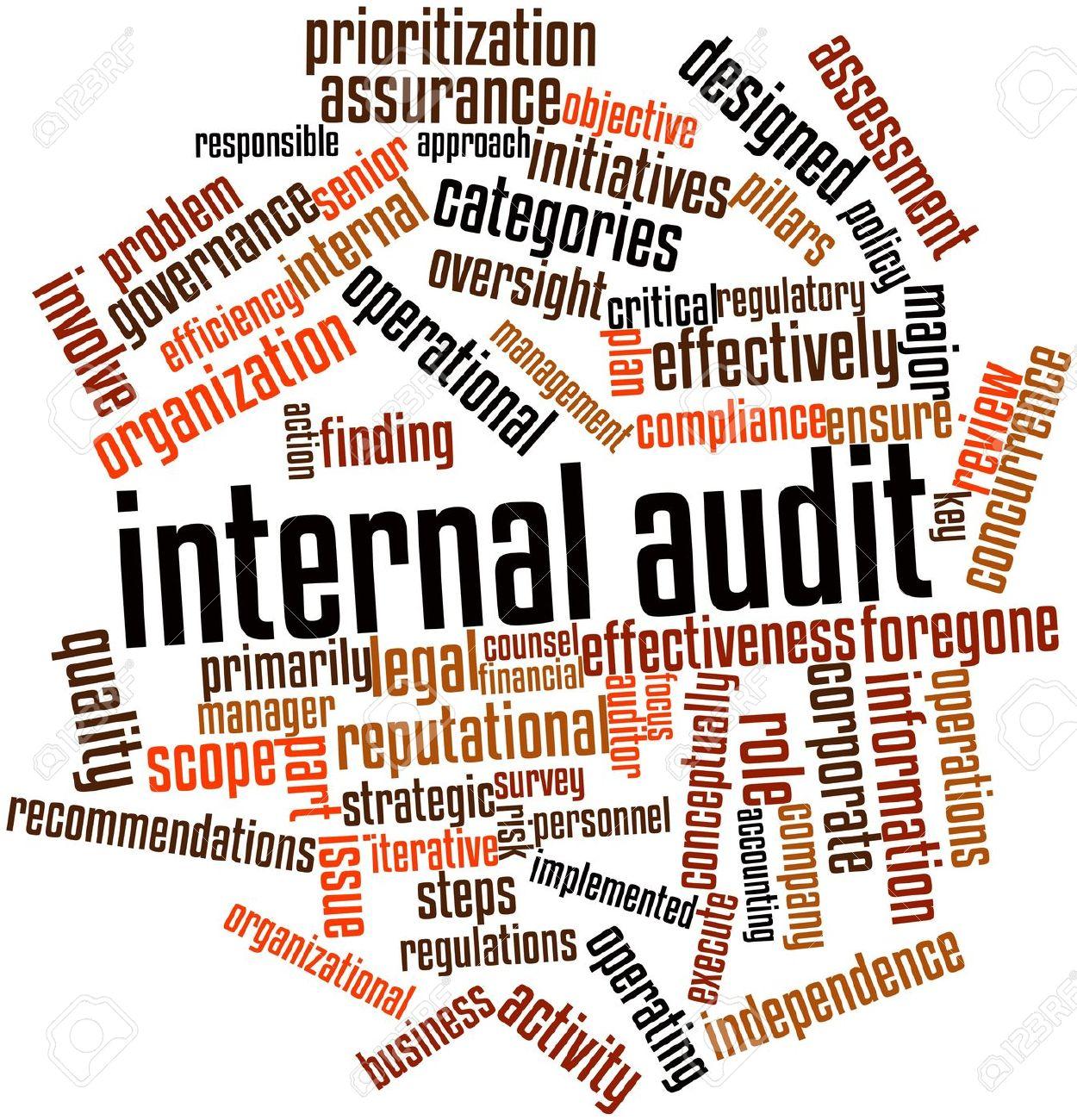 Internal Auditor Clip Art.