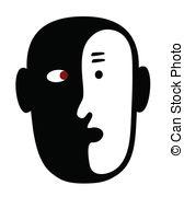 Internal conflict Stock Illustrations. 42 Internal conflict clip art.