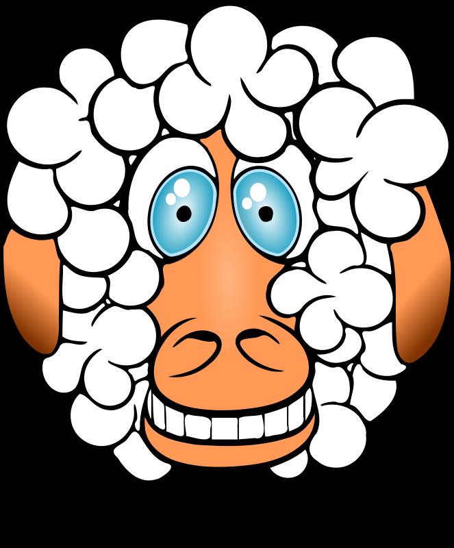Sheep Clip Art Download.