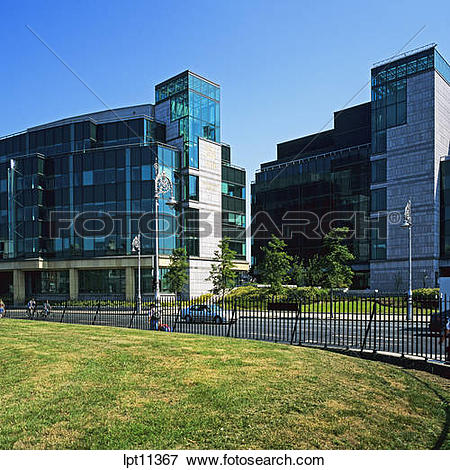 Picture of AIB ALLIED IRISH BANK INTERNATIONAL CENTER HEADQUARTERS.