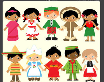 Free Children Of The World Clipart, Download Free Clip Art.