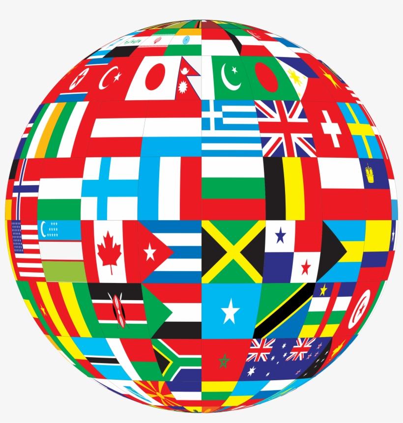International Globe Clipart.