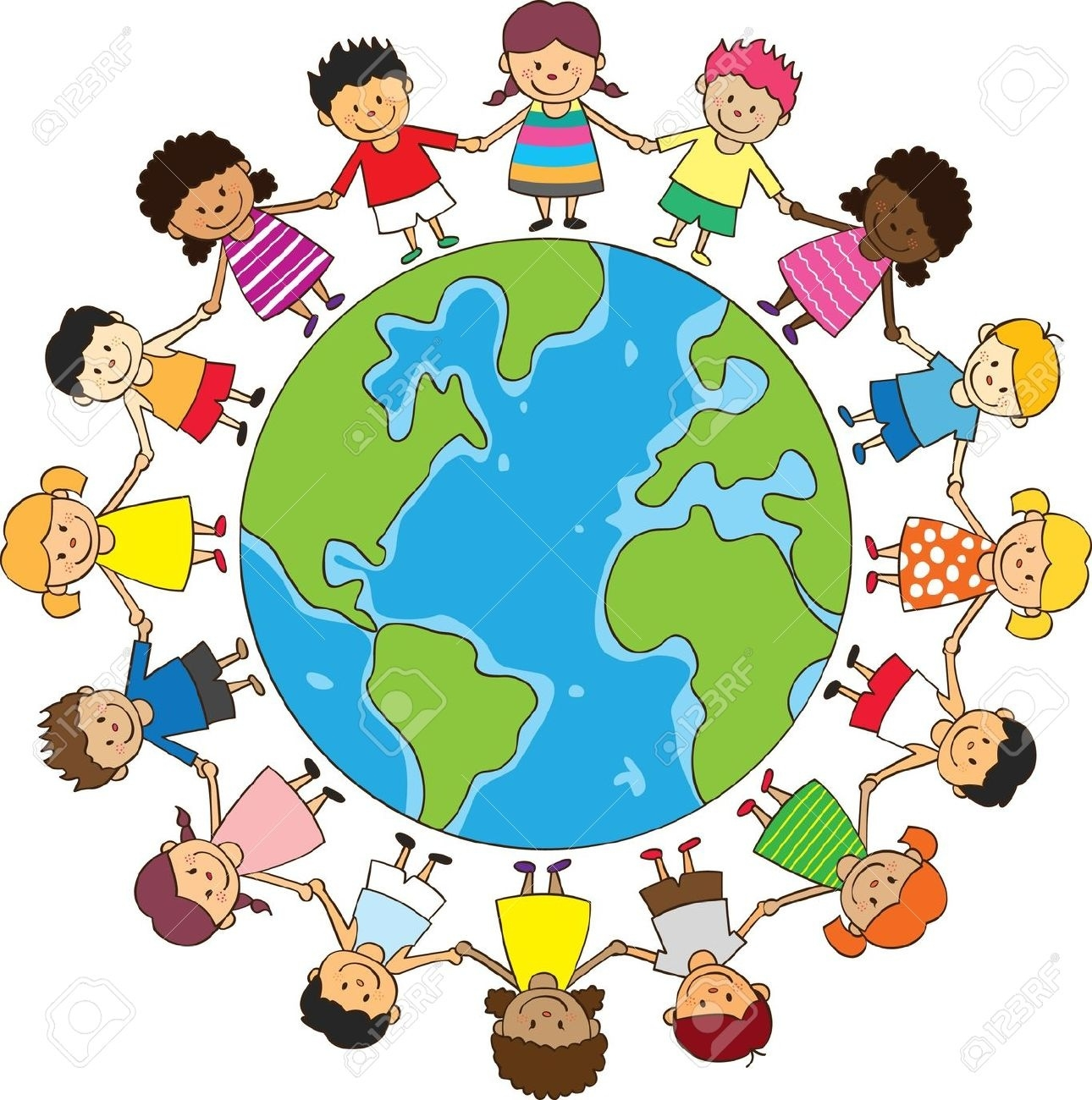International Children Clipart At GetDrawi #280869.