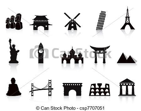 International landmark Stock Illustrations. 5,867 International.