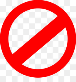 No Symbol PNG.