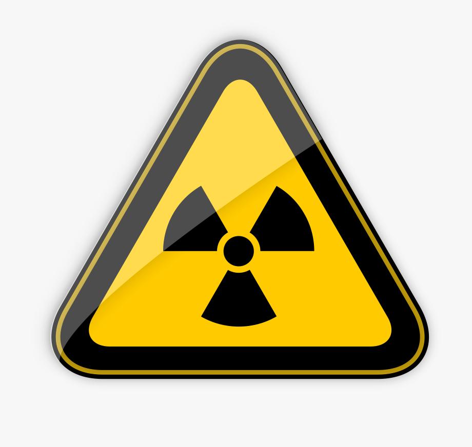 Nuclear Hazard Sign , Transparent Cartoon, Free Cliparts.