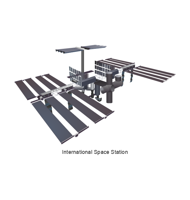 International Space Station Clipart Clipground