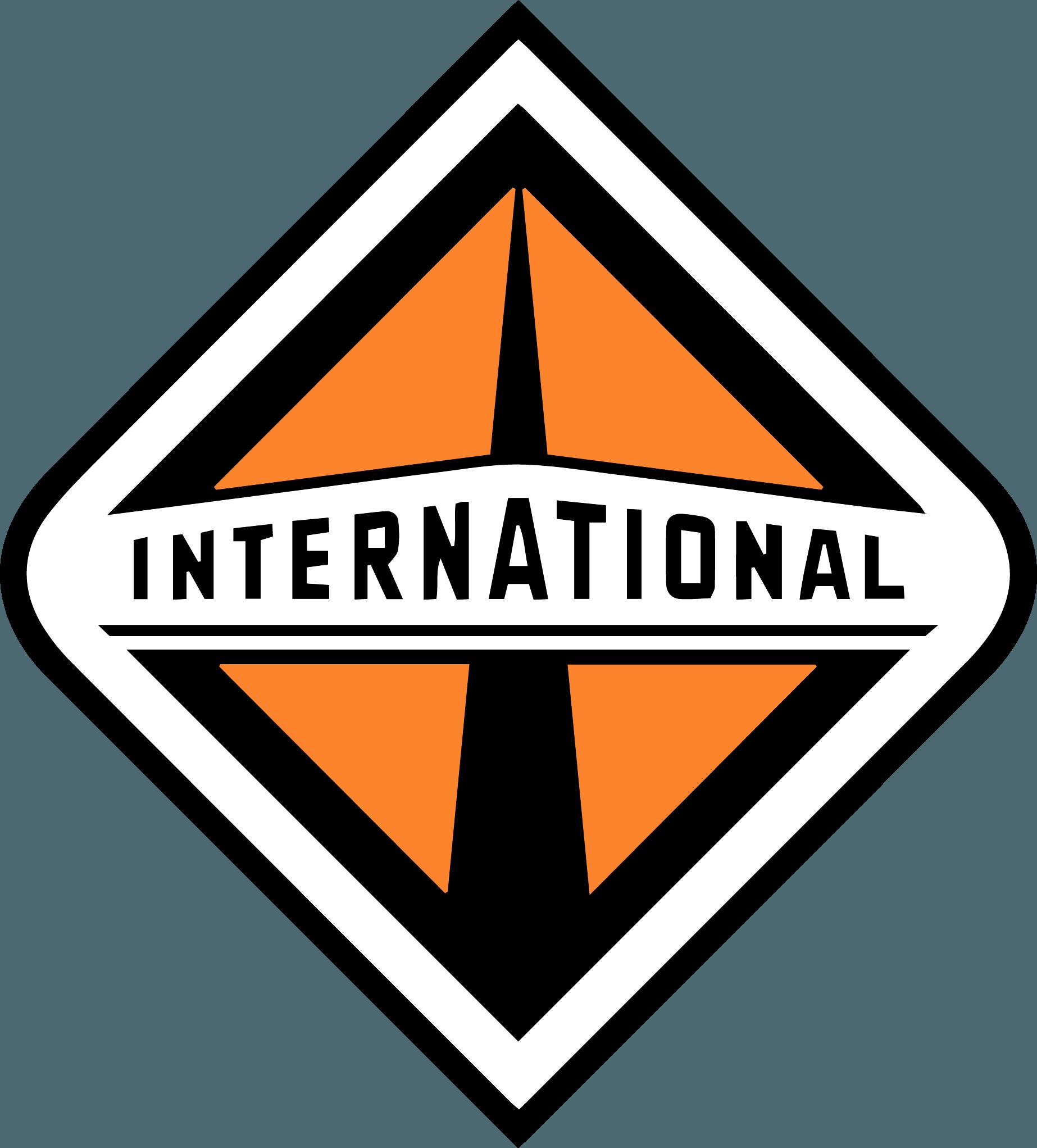 International Truck Logo.