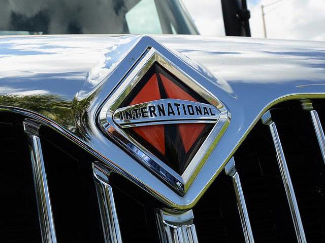 International Trucks Logo, HD Png, Information.
