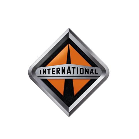 International truck Logos.