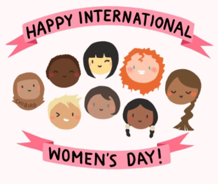 Happy International Women's Day!.