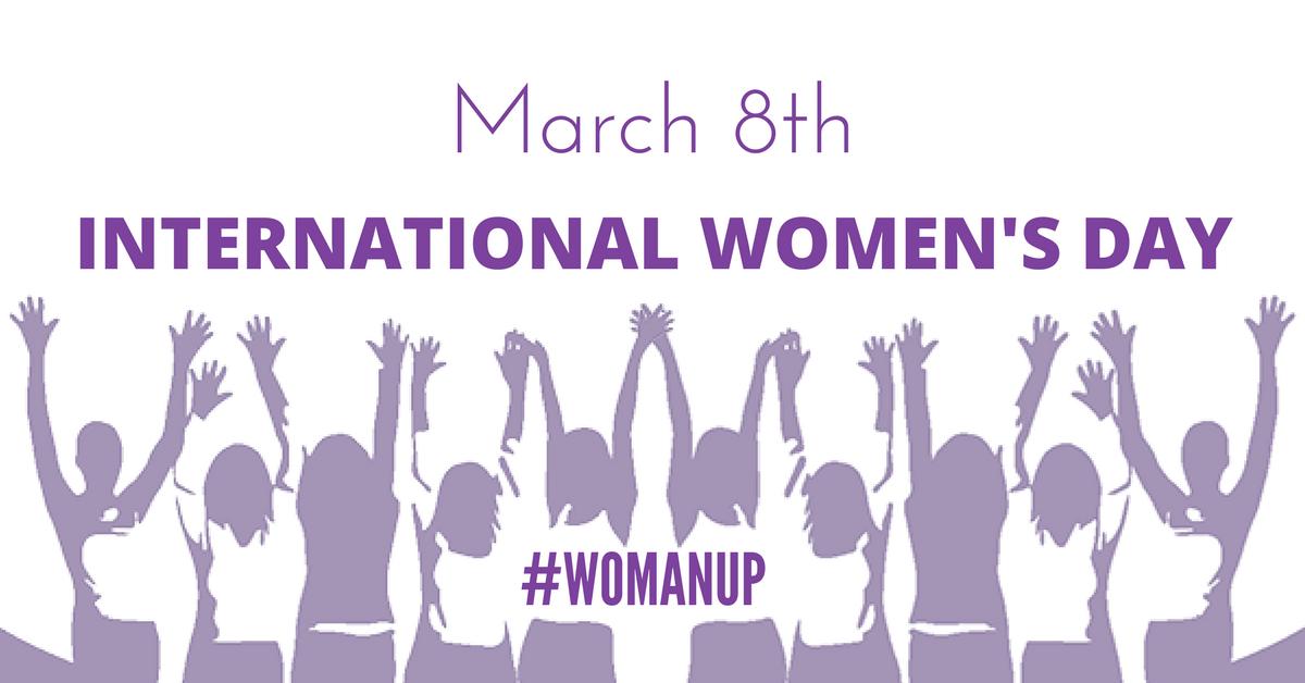 Celebrate International Women's Day In A Big Way.