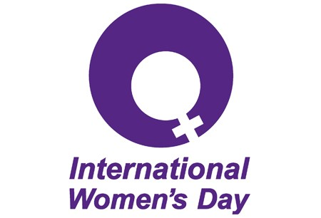Thinking local on International Women's Day: supporting community.