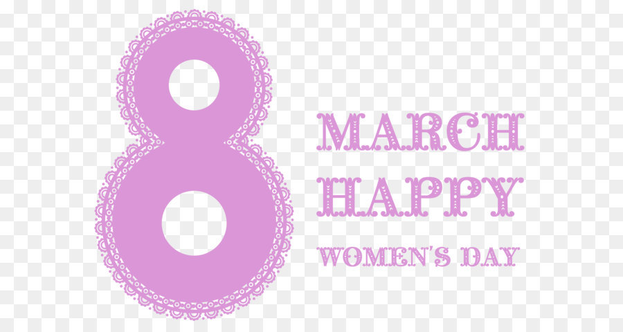 Women Day png download.