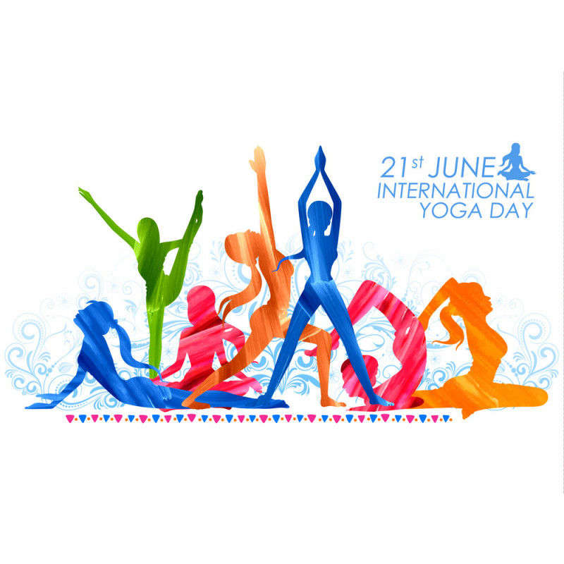 International Day of Yoga.