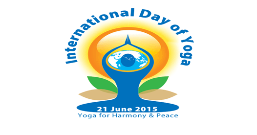 International yoga day logo png 1 » PNG Image.