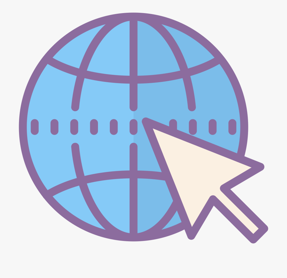 Font Awesome Icons Globe Clipart , Png Download.