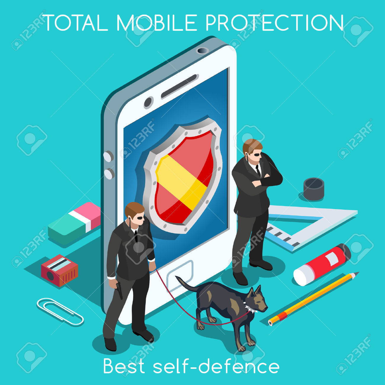 6,282 Data Protection And Antivirus Cliparts, Stock Vector And.