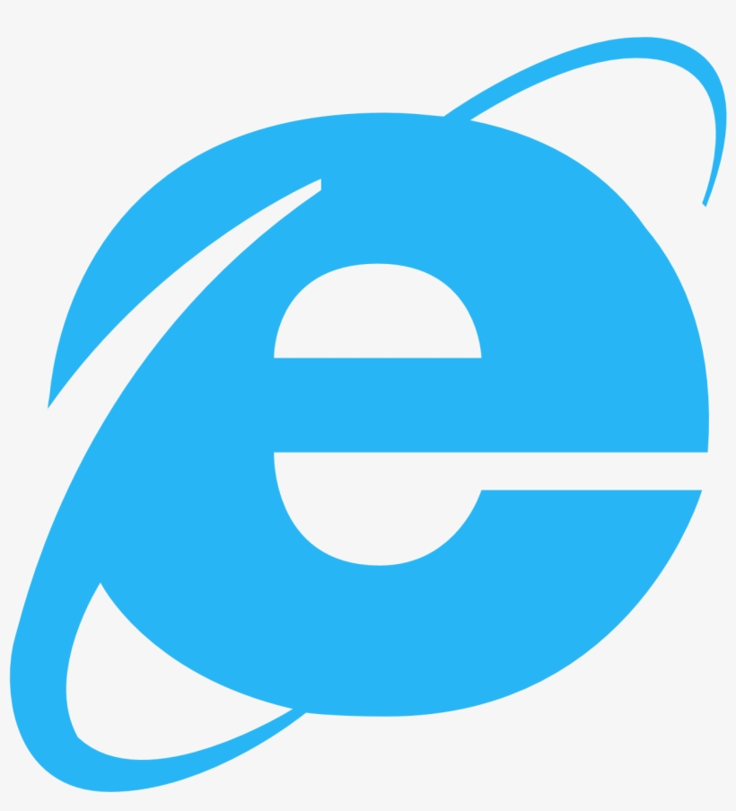 Internet Explorer Icon.