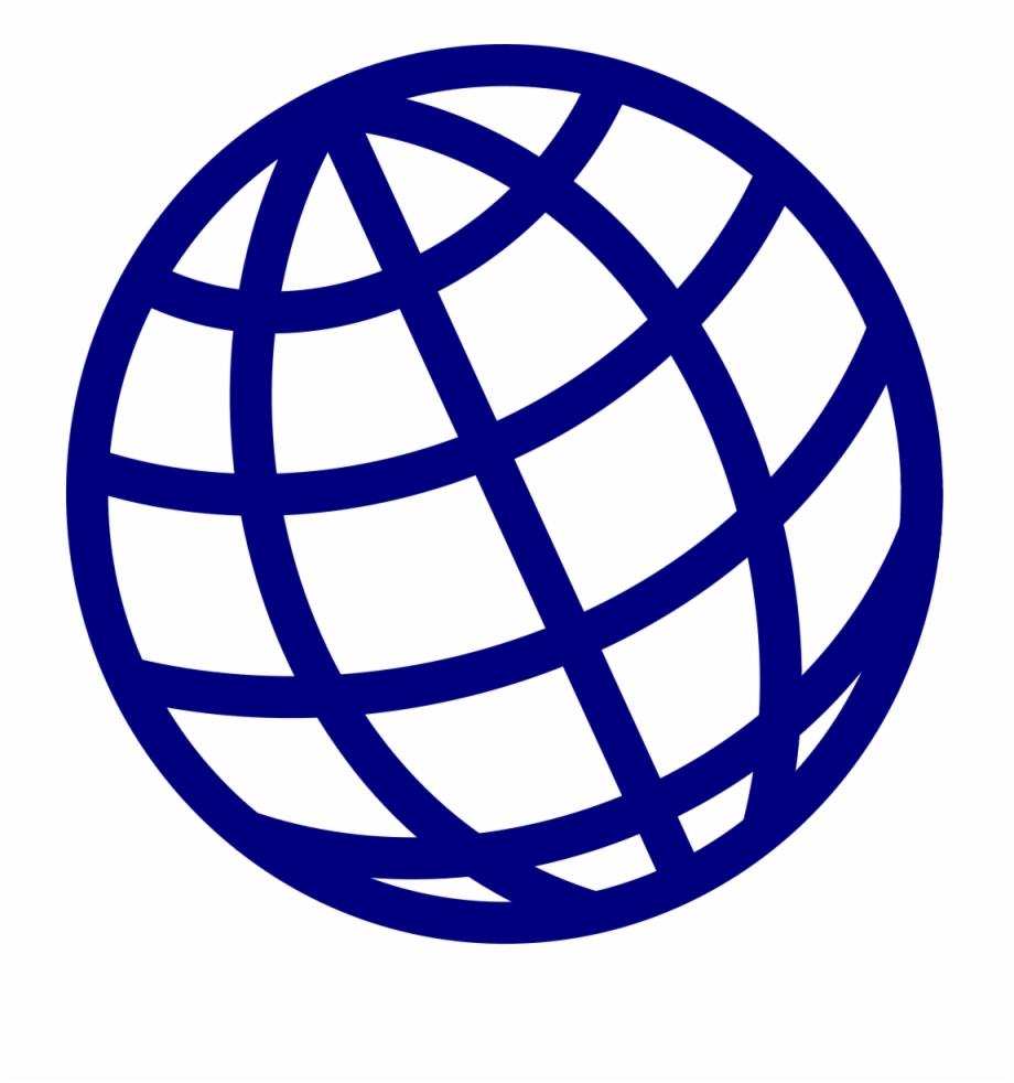 Internet Globe Icon &ndash Free Icons Download.