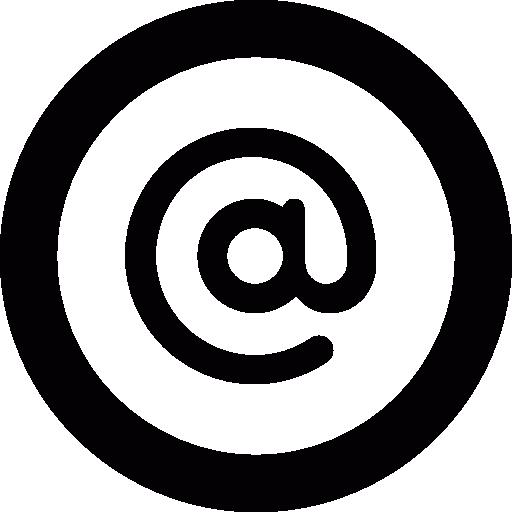 Internet symbol.