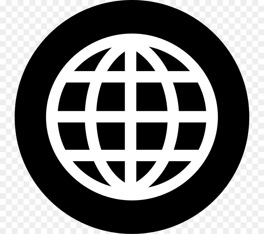 Internet Symbol png download.