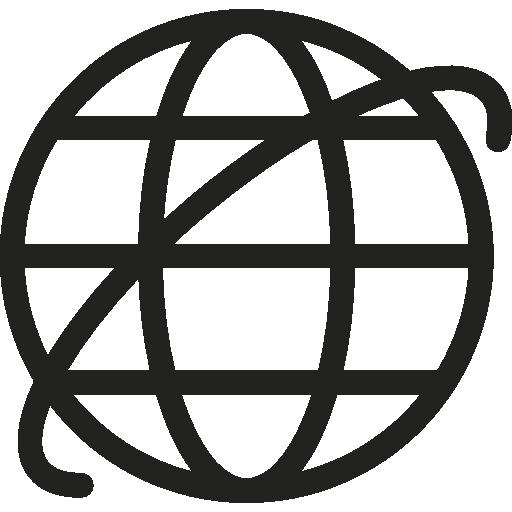 Internet symbol Icons.