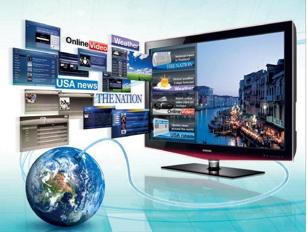 Internet TV.