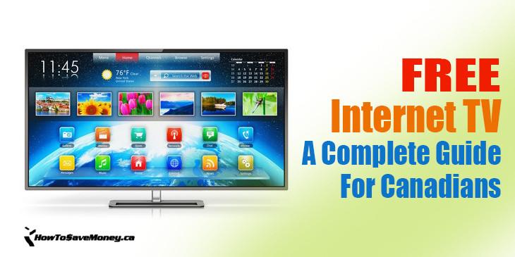 Free Internet TV.